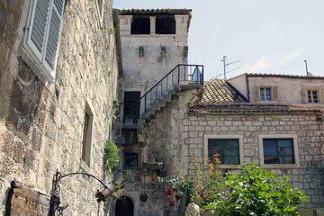 Korcula - Casa lui Marco Polo