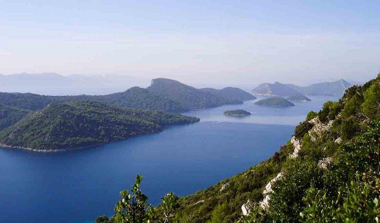 Insulele Elafiti - o adevarata Gradina a Edenului