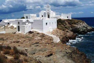 Itaca - Manastirea Taxiarches