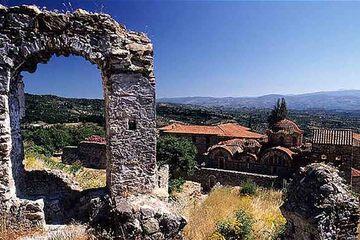 Pelopones - Ruinele bizantine de la Mystras