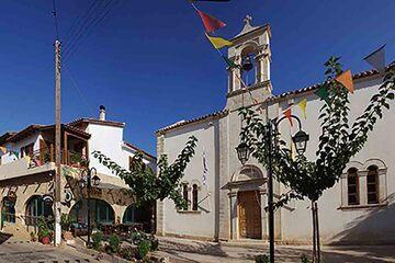 Malia - Biserica Agios Dimitrios