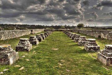 Adamclisi - Cetatea Adamclisi