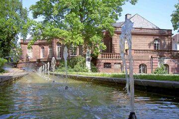 Worms - Heylshofgarten