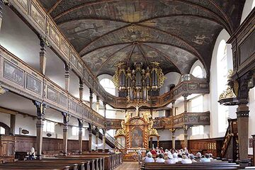 Worms - Biserica Sfintei Treimi