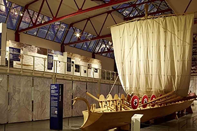 Mainz - Muzeul Navigatiei Antice