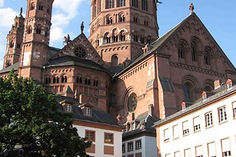 Mainz - Catedrala