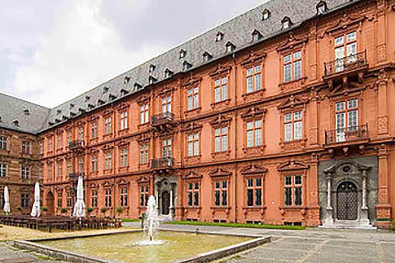 Mainz - Palatul Electoral