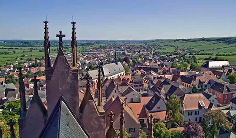 Obiective turistice Oppenheim din Germania