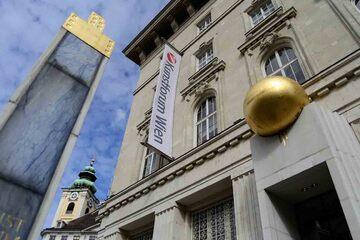 Viena - Bank Austria Kunstforum Viena