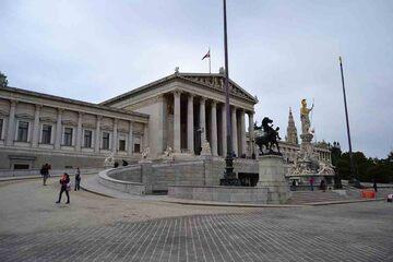 Viena - Parlamentul