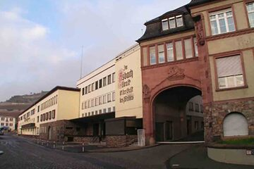 Rudesheim - Asbach Weinbrennerei