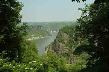 Bingen - Drumul inaltimilor Rinului
