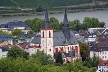 Bingen - Basilika St. Martin