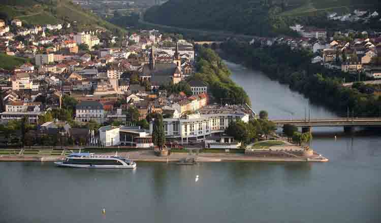 Obiective turistice Bingen din Germania