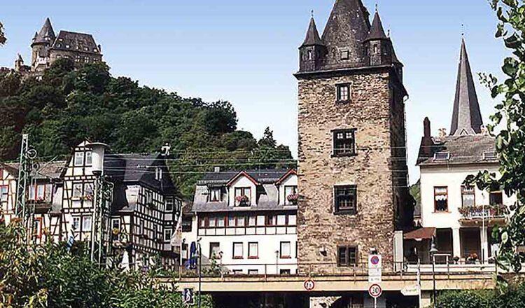 Turnul din Bacharach
