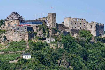 St Goar - Burg Rheinfels