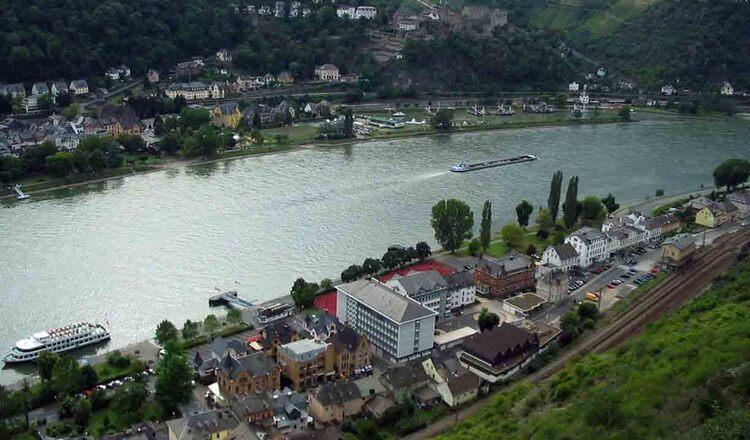 Obiective turistice St Goarshausen din Germania