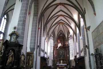 Boppard - Biserica Karmeliterkirche