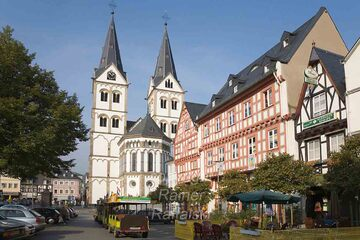 Boppard - Biserica Severuskirche