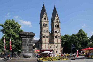 Koblenz - St Kastor Kirche