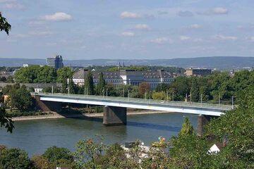 Koblenz - Pfaffendorfer Brucke
