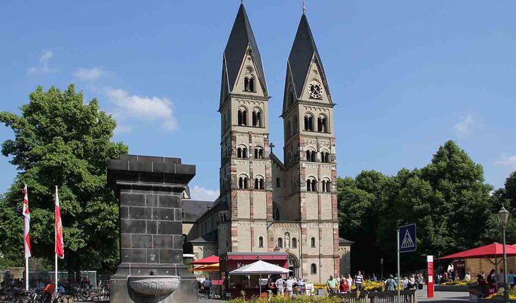 St Kastor Kirche