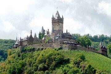 Cochem - Fortareata Imperiala Reichsburg