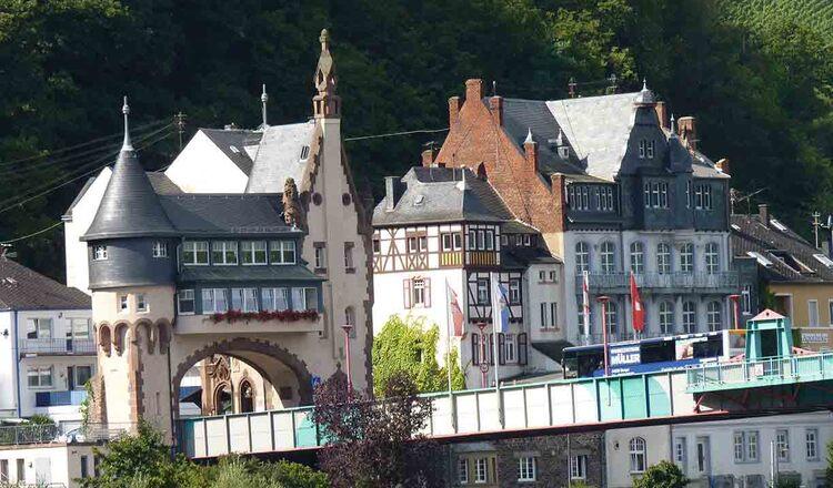 Obiective turistice Traben Trarbach din Germania