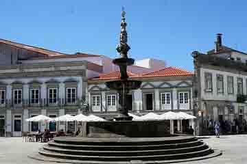Viana do Castelo - Praca da Republica