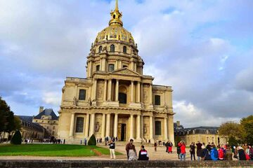 Paris - Hotel des Invalides