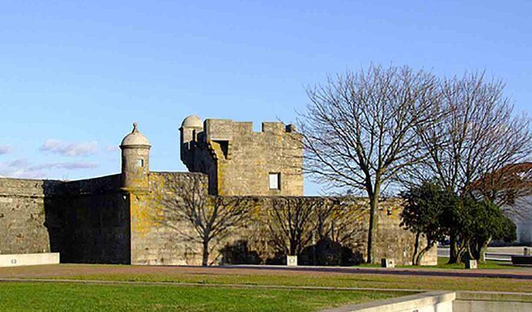 Castel din Santiago da Barra