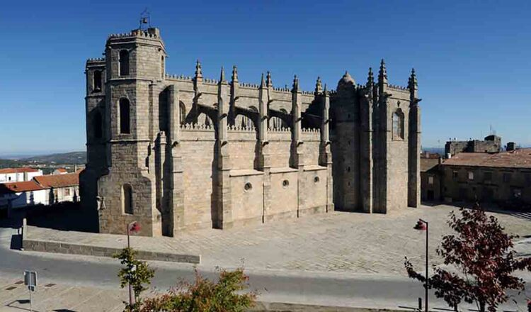 Obiective turistice Guarda din Portugalia