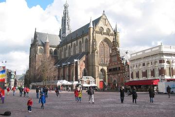 Haarlem - Biserica Sf Bavon