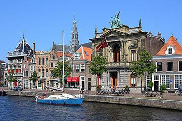 Haarlem - Teylers Museum Spaarne