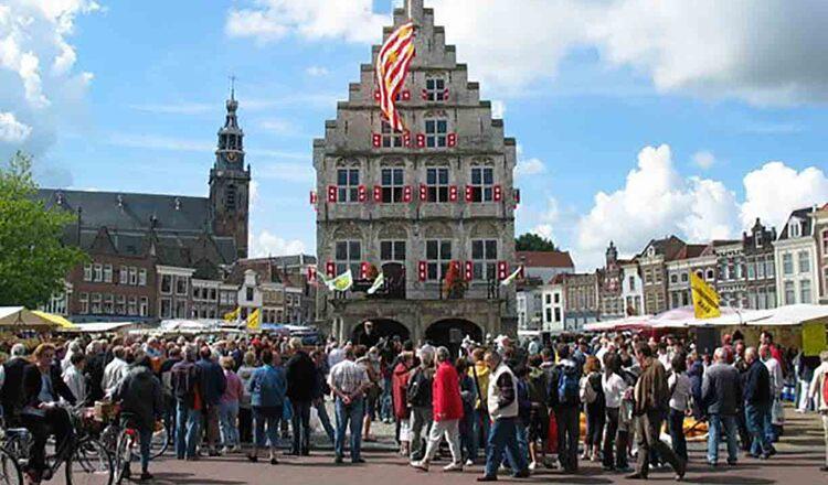 Obiective turistice Gouda din Olanda