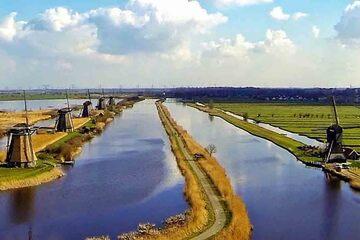 Rotterdam - Kinderdijk (Digul copiilor)