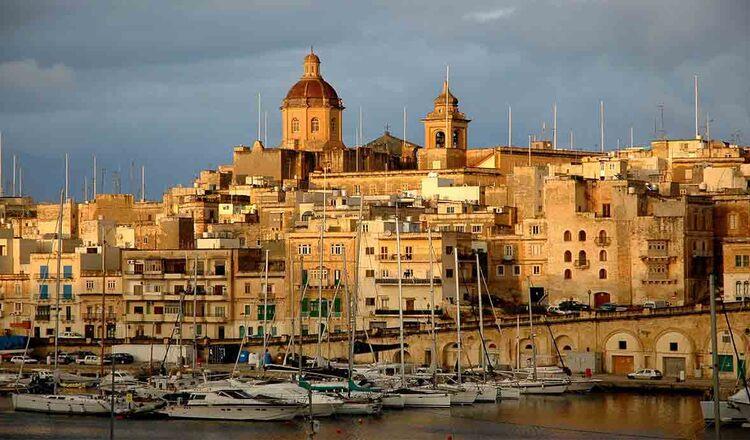 Obiective turistice Vittoriosa din Malta