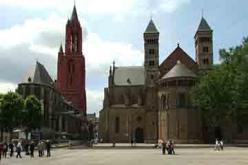 Maastricht - Servaaskerk