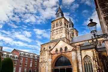 Maastricht - Sint Matthiaskerk
