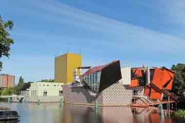 Groningen - Groningermuseum