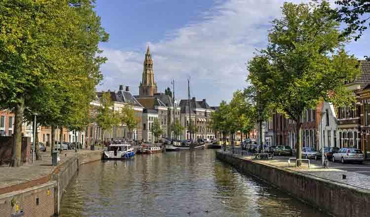 Obiective turistice Groningen din Olanda