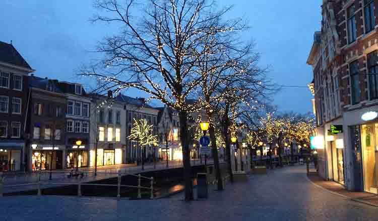 Obiective turistice Leeuwarden din Olanda