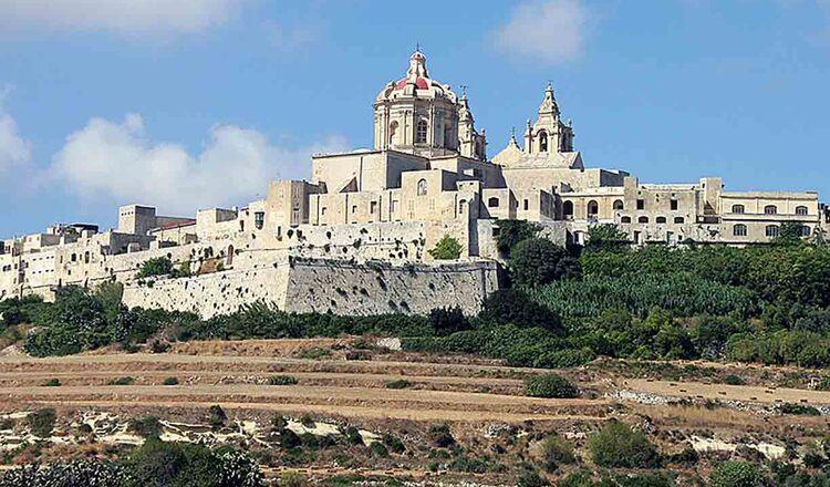 Obiective turistice Mdina din Malta