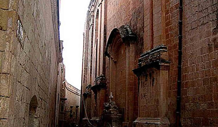 Strada Villegaignon sud