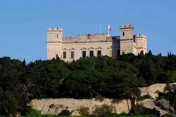 Rabat - Palatul Verdala