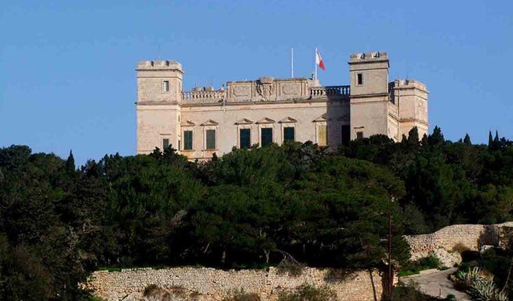 Palatul Verdala