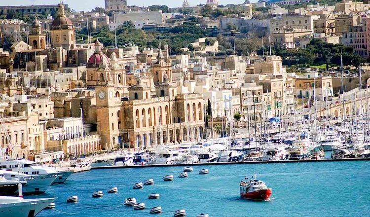 Obiective turistice Coastele insulei Malta din Malta