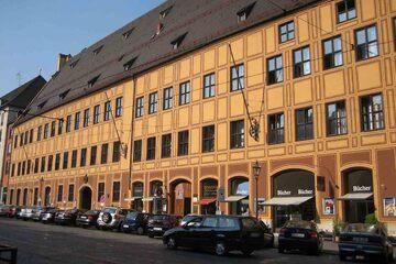 Augsburg - Fuggerhauser