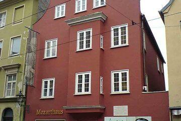 Augsburg - Mozart Haus (Casa Mozart)
