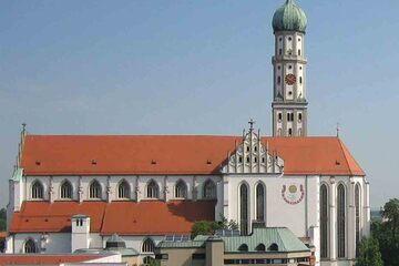 Augsburg - St Ulrich si Afra